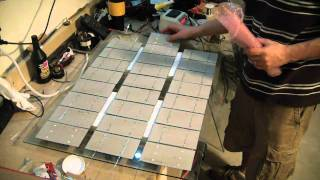 How To Build A Solar Panel From Solar Cells Diy  Part 2