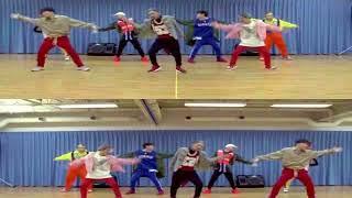 スロー75% DA PUMP / U.S.A. Dance  正転/反転 ダンス練習用