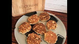 Оладьи из 3-х ингредиентов: рецепт от Foodman.club