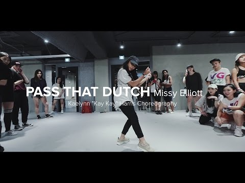 "Pass That Dutch - Missy Elliott / Kaelynn ""Kay Kay"" Harris Choreography"