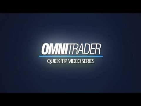 OmniTrader's Chart Pattern Recognition Module (CPRM6)
