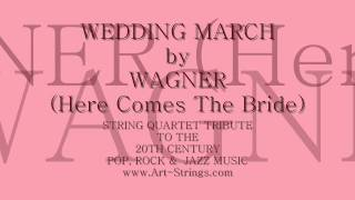 Wedding March The Most Popular Bride Processional Music for Wedding Ceremony in New York, NY Thumbnail