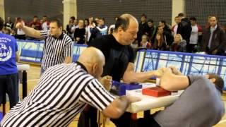 Чемпионат Москвы по армрестлингу 2012 15.12.2012