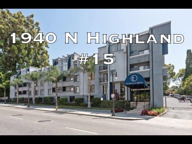 1940 Highland Ave #15, Los Angeles CA 90068