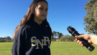 Rookie Reporters - School Rubbish by Charlotte & Sienna at Stirling North PS students