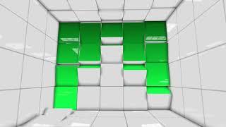 Свадебное название, фоновые видео HD, Green Screen Hall