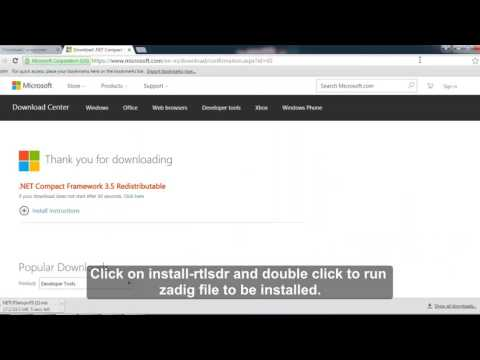 HackOne RF Software Installation procedure for windows