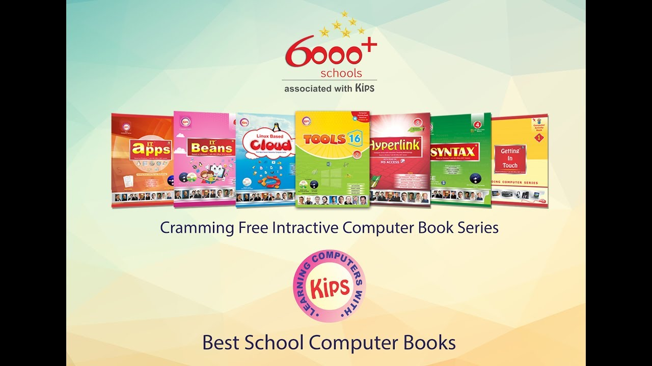 Computer Book For Class 9