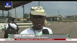 News Across Nigeria: NYSC Members Get Graduate Fund From BOI 25/11/15