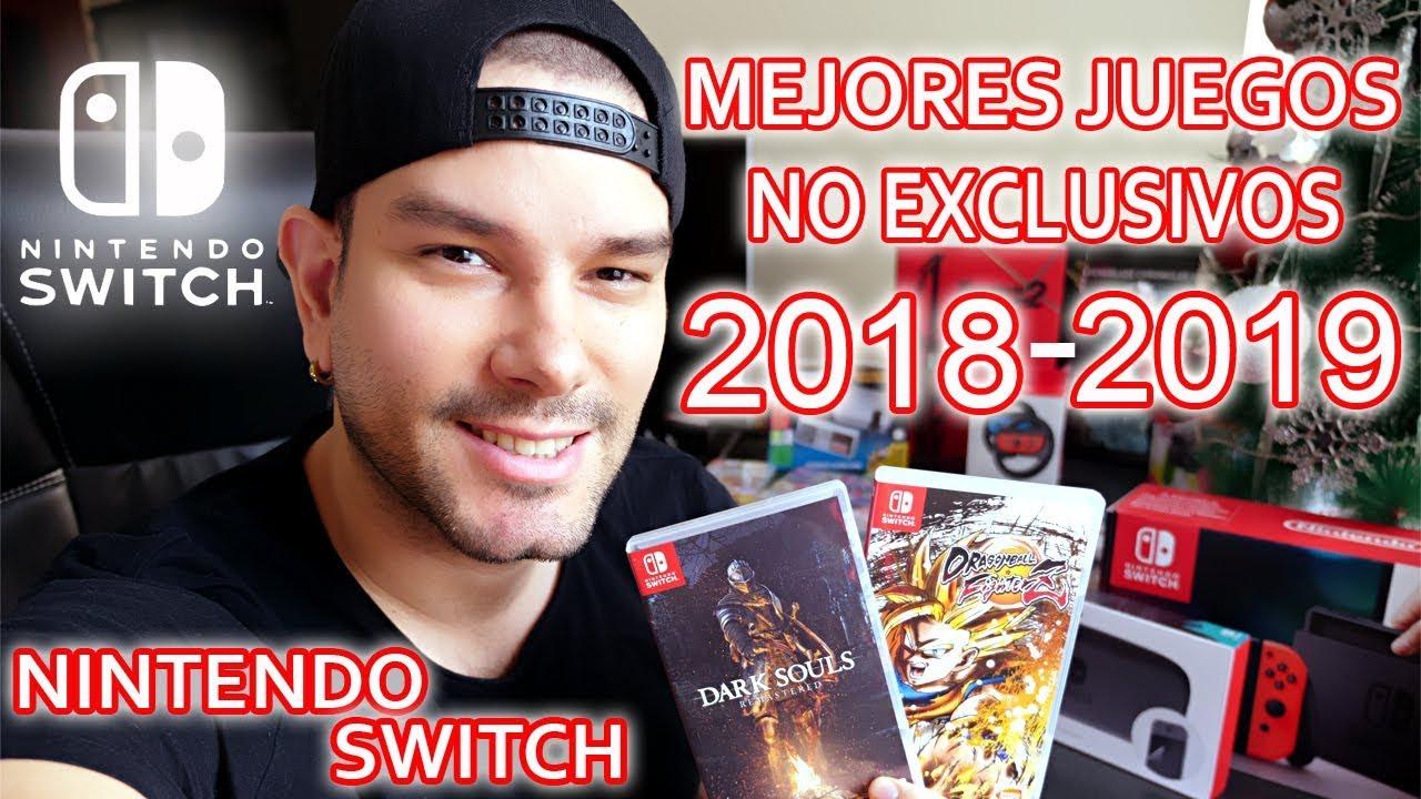Mejores Juegos No Exclusivos De Nintendo Switch 2018 2019 Youtube