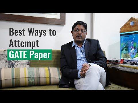 Best Ways to Attempt GATE Paper