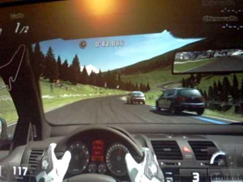 Gran turismo 5 Prologue gameplay PS3
