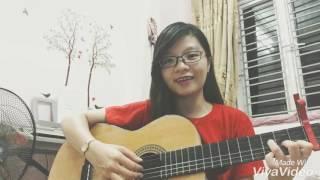 Hãy nói đi - Cover guitar by Trang windy