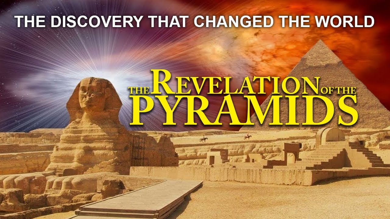 The Revelation Of The Pyramids (Documentary) RD