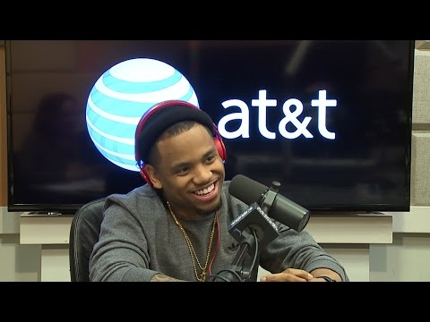 Mack Wilds Interview with Angie Martinez Power 105.1 (01/05/2016)