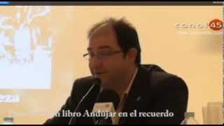 """Presentación del libro; """"ANDÚJAR EN EL RECUERDO"""" Tomo 5, Romería de la Virgen de la Cabeza"""