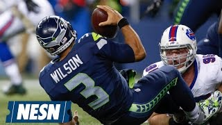 Seahawks Weak Offensive Line Could Spring Patriots Defensive Front