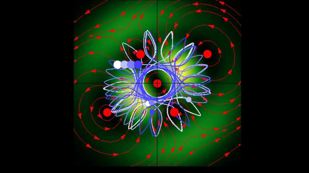 Influence of Nodal Points in Bohmian Mechanics