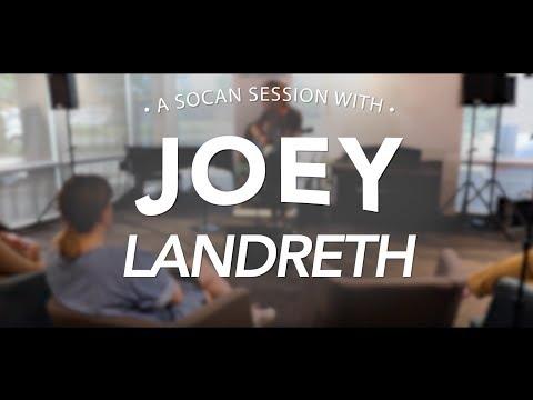 Joey Landreth - SOCAN Session - Whiskey