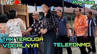 Pop Nias Telefonmo Pada Acara Syukuran Keluarga Di Rumah Bpk A Kari Tel , Live Riang Gea