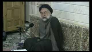 شرح دعاء أبي حمزة الثمالي 1435   المحاضرة السادسة   آية الله السيد محمد محسن الطهراني