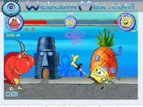 SpongeBob SquarePants Reef Rumble - Most Fun Games