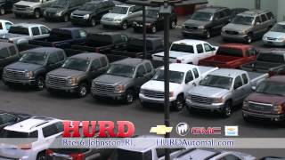 Hurd Auto Mall Jingle | Rhode Island Chevrolet Buick GMC Dealership
