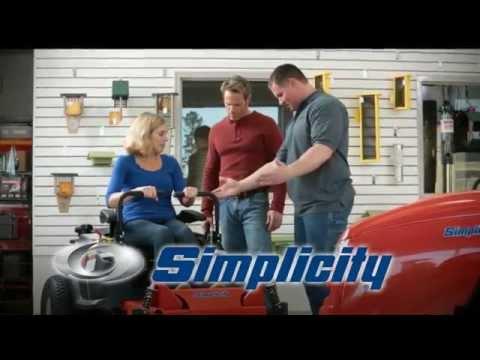 Simplicity Dealer Advantage For Outdoor Power Equipment