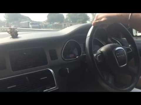 Audi q7 4.2 V8 acceleration. Post 100 pull!