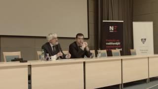 Přednáška s profesorem Šámalem - rekodifikace trestního řádu