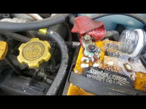 How to Remove Battery Corrosion the Fast Easy Way