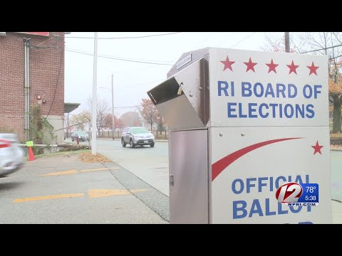 RI Board of Elections concerned over delay in getting mail ballots out