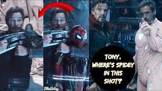 Avengers: Infinity War VFX Breakdown - Mind Blowing Visual Effects   Must Watch 2018