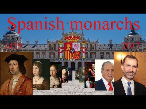 Spanish monarchs