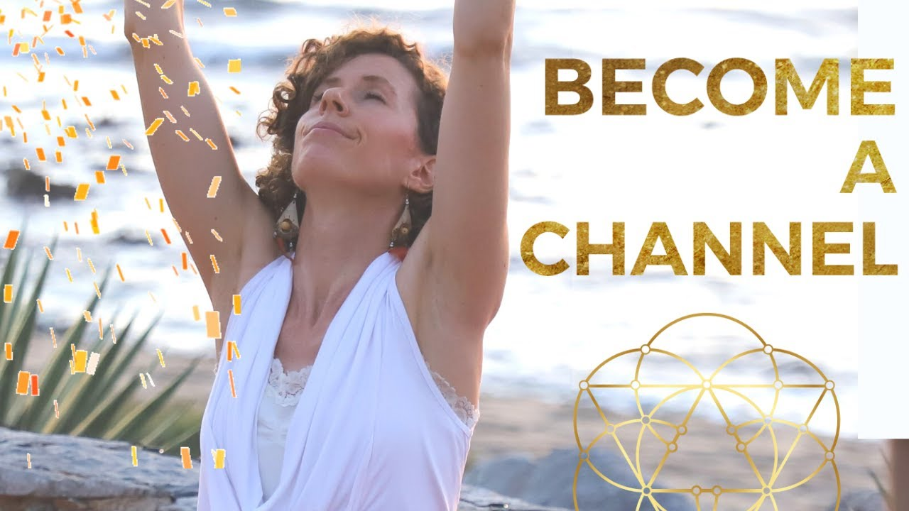 How I Became a CHANNEL // 6 Steps on How to Start Channeling Messages from Spirit