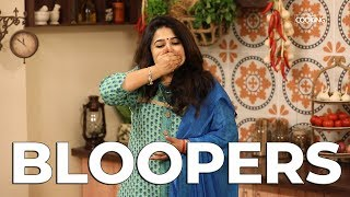 HomeCookingShow with Hema Subramanian  Bloopers in English