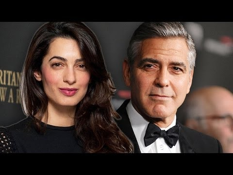 5 Things To Know About George Clooney's Fiancee Amal Alamuddin