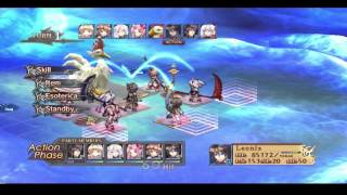 Agarest War Zero PC  Vs Mila + Decimal & Mila Capture