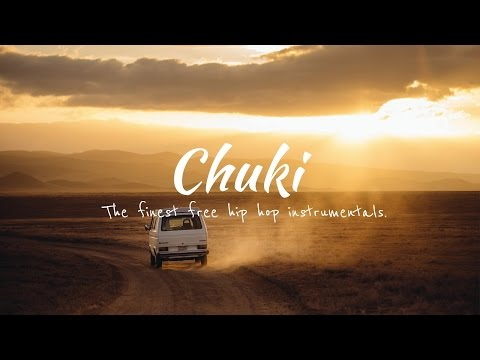 'Dusty' Real Chill Old School Hip Hop Instrumentals Rap Beat #25 | Chuki Beats