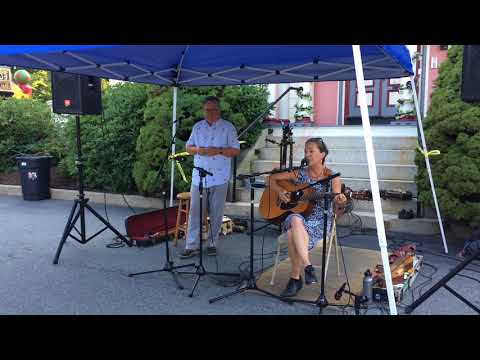 Atwater~Donnelly plays at The Women's Center in New Bedford Sunday