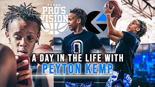 12 year old VIRAL PHENOM Peyton Kemp | A Day in the Life