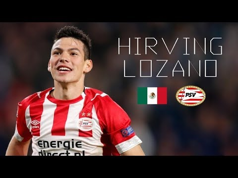 HIRVING LOZANO - Brilliant Skills, Goals, Runs, Assists - PSV & Mexico - 2018/2019