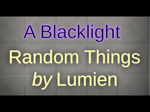 Random Things Spotlight/Blacklight - A Mod by Lumien [1.7.10]