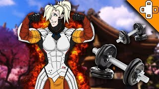 BUFFED MERCY! - Overwatch Funny & Epic Moments 271 - HIghlights Montage