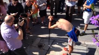 Kilian Jornet 4hr 57min Mont Blanc record