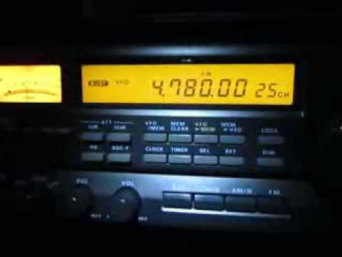 4780 Khz, Radio Djibouti
