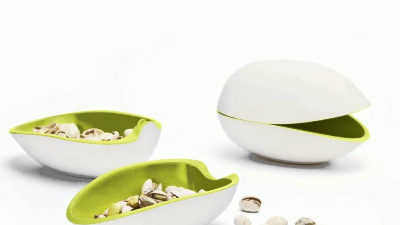 Ototo Pistachio Nuts And Seeds Serving Melamine Bowl Set Home Décor The