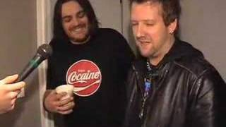Seether - Interview