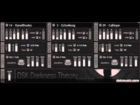 DSK Darkness Theory 3 - Free VST