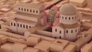 El lugar donde sepultaron a Cristo - Jerusalén y sus cambios a través del tiempo